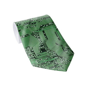Men′s Fashionable 100% Polyester Woven Necktie pictures & photos