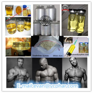 Best Price High Quality Bodybuilding Booster Trenbolone Acetate Steroid Powder pictures & photos