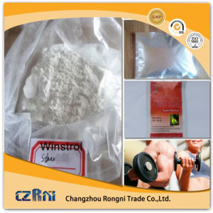 High Quality Steroid Raw Powder and Oral Pills Stanozol Winstrol/Stanabolic for Muscle Gain pictures & photos