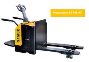 2-3t Samuk Electric Pallet Truck pictures & photos