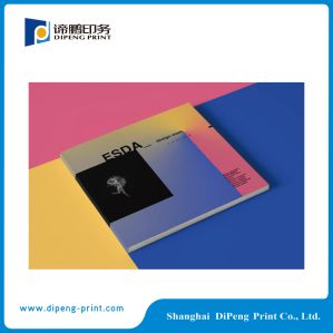 Custom Colored Spiral Binding Paperback Book Printing pictures & photos