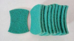 Excellent Quality Customize Sponge Scourer Pad pictures & photos