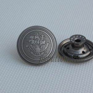 Gun Black Fashion Jeans Button for Garment Accessory pictures & photos