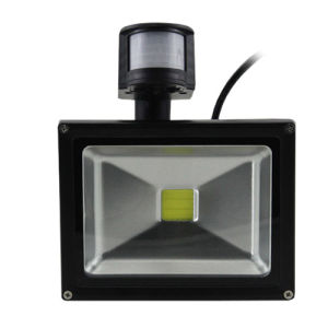 High Quality Waterproof IP65 20W Sensor LED Flood Light pictures & photos
