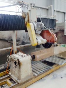 Drc-230/460-2 Stone Baluster Cutting Machine Granite / Marble Profile Machine pictures & photos