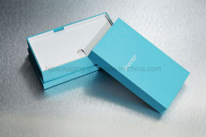 Electronic Empty Mobile Phone Packaging Box Custom Cardboard Printing Cellphone Packing Box pictures & photos