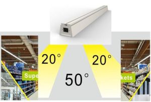No Gap 1m 2m 3m 60W 80W 120W 150W Linear LED Light 4000k/5000k/6000k for Office Production Work Shop and Office LED Lighting