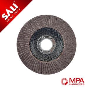 High Polishing Performance Calcined Alumina Oxide Polishing Flap Wheel pictures & photos
