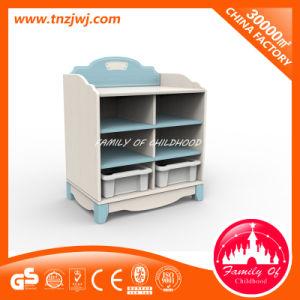 Child MDF Wooden Nursery School Furniture Cabinet Set pictures & photos