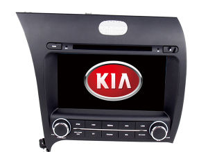 Car Multimedia for KIA K3 Cerato 2014 with GPS OBD WiFi Radio SWC Bt DVD pictures & photos