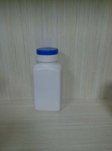 Flip-Top Cap 150g Health Medicine Plastic Bottle pictures & photos