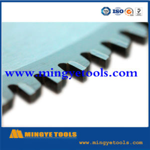 Tct Carbide Aluminum Cutting Circular Saw Blade pictures & photos
