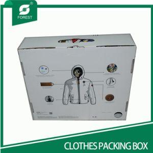 Wholesale Plastic Handles Corrugated Boxes pictures & photos