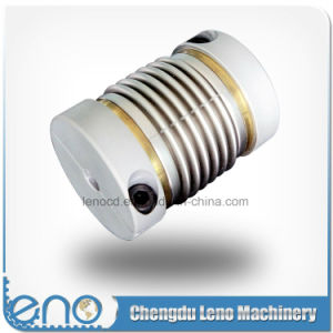 Stainless Steel Bellows Shaft Coupling for Stepper Motor pictures & photos