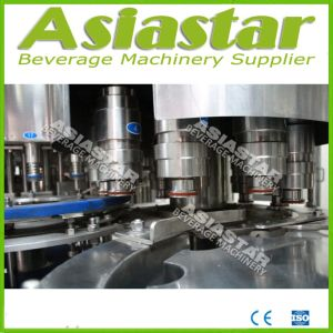 Automatic Customized Liquid Filling Machine Drinking Water Production Line pictures & photos