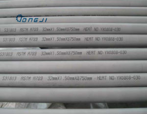 Duplex Stainless Steel Seamless Tubes for Heat Exchanger and Condenser pictures & photos