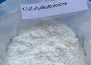 Anabolic Steroids 17-Methyltestosterone Mesterone CAS: 58-18-4 pictures & photos