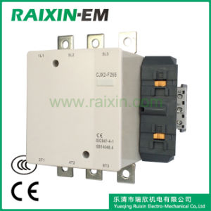 Raixin Cjx2-F265 AC Contactor 3p AC-3 380V 132kw Magnetic Contactor pictures & photos