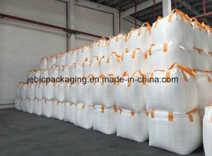 Flexible Intermediate Bulk Containers FIBC Bulk Bag 1 Ton with Four Floop pictures & photos