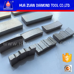Marble Cutting Diamond Segment for Multi-Blades pictures & photos