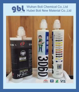 GBL Professional Eco-Friendly Epoxy Glue for Ceramic Tiles pictures & photos