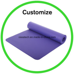 Eco Environmentally Friendly Extra Thick PVC Yoga Mat pictures & photos