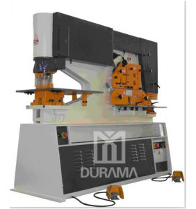 Durama Multiple Punching & Cutting Machine pictures & photos