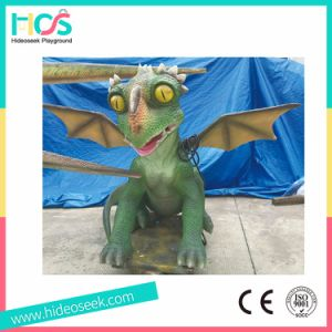Family Garden Decoration Animatronic Robot Dinosaur pictures & photos