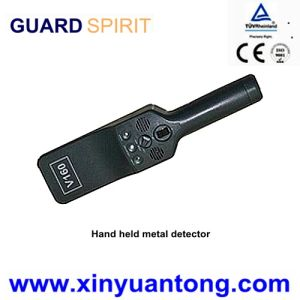 Full Body Scanning Portable Metal Detector by Hand (V160) pictures & photos