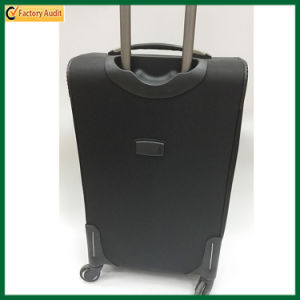 Customized Black Luggage Upright Trolley Bags (TP-TC006) pictures & photos