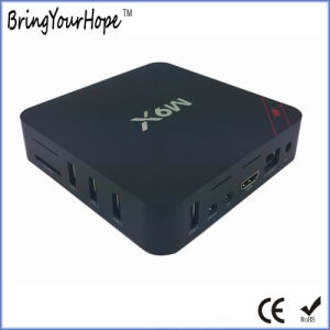 4k HD M9X Quad Core Smart Android TV Box (XH-AT-036) pictures & photos