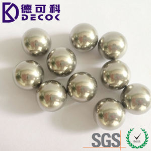 1mm 3.17mm 4.76mm 8mm 9.5mm 10mm 17.4mm Stainless Steel Ball pictures & photos