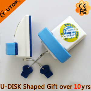 Daily Use Elegant Creative Gift Telephone PVC USB Disk (YT-Telephone) pictures & photos
