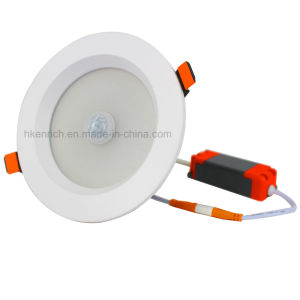 15W Light Sensor & PIR Motion Sensor LED Downlight pictures & photos