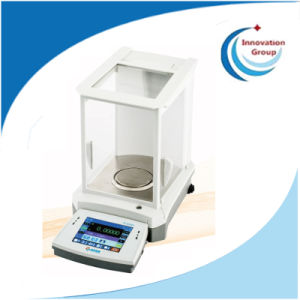 100g 0.1mg Precision Interal Calibration Split Type Analytical Balance pictures & photos