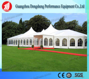 Aluminum Frame Polygon Tent for Wedding Party Tennis Court Warehouse pictures & photos