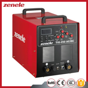 Efficient IGBT TIG Welding Machinery TIG-250acdc pictures & photos