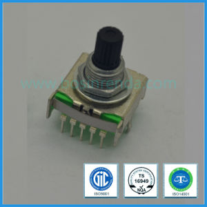 Best Price for 17mm Rotary Route Switch for Amplifier pictures & photos