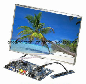 "10.2""Touch Screen LCD Display Module with AV, VGA Input pictures & photos"