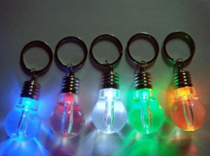 Wholesale LED Light Bulb Shaped USB Pen Drive pictures & photos