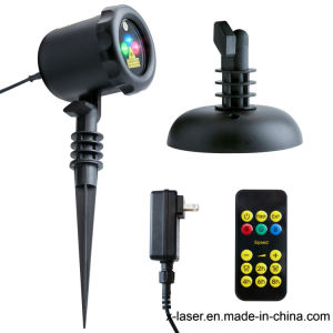 RGB Motion Outdoor Laser Shower Light pictures & photos