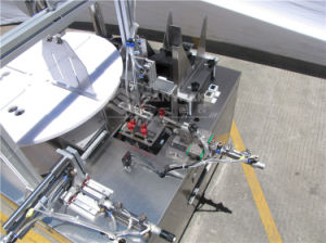 China High Speed Single/Double/Triple Fold Face Mask Packing Machine pictures & photos