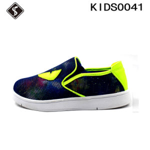 Kids Leisure Sports Running Sneaker Shoes pictures & photos