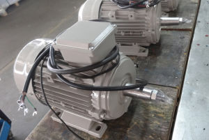 Aluminum Housing Three Phase Electric Motor Special for Loom Machine pictures & photos
