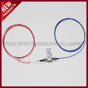 Fiber Optic Wireless Network Dual 1X2 Mechanical Optical Switch pictures & photos