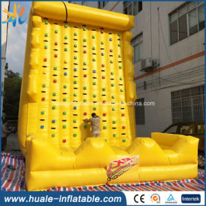 Popular Inflatable Ice Berg Climb Games for Sale, Inflatable Climbing Wall Games pictures & photos