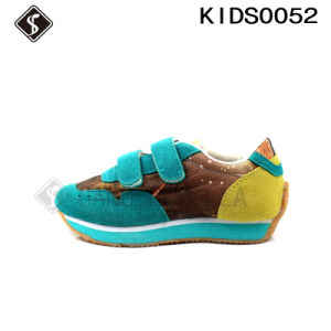Top Quality Kids Running Sports Sneaker Shoes pictures & photos