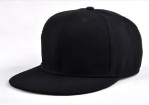 Blank Cotton Twill Snapback Cap pictures & photos
