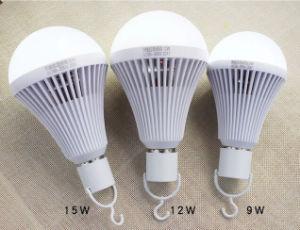 2017 Newest Design Smart Intelligent 9W Emergency LED Bulb Light