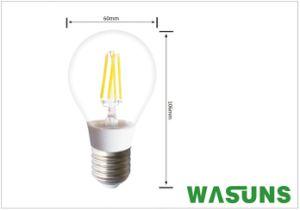LED Filament 4W E27 6500k LED LED Light Bulb pictures & photos